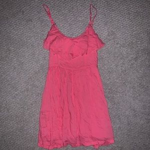 Abercrombie Pink Summer Dress